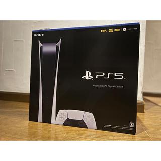 PlayStation - 【新品】PlayStation 5 デジタル・エディション