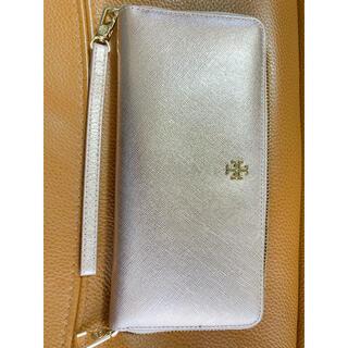 Tory Burch - トリーバーチのピンクゴールド財布