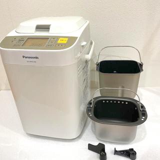 Panasonic - Panasonic ホームベーカリー SD-BMS106 シャンパンホワイト