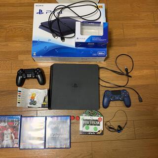 PlayStation4 - PlayStation4 PS4 本体 500GB 2100AB01 セット