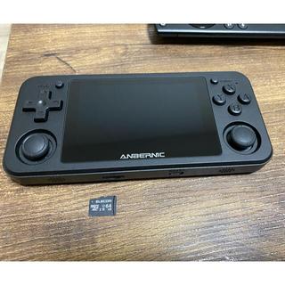 【美品】RG351P 64GB ブラック CFW導入日本語化済