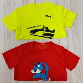 PUMA - ハイテクハーフマラソン Tシャツ