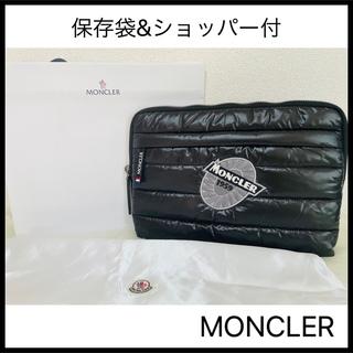 MONCLER - MONCLER モンクレール ラップトップケース ポーチ