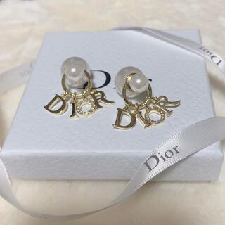 Dior - 大人気DIORロゴピアス‼️再入荷