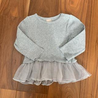 プティマイン(petit main)のプティマイン チュールロンT(Tシャツ)