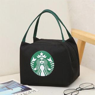 Starbucks Coffee - 【スターバックス海外限定】スタバ日本未発売 トートバック 弁当バッグ 小物入れ