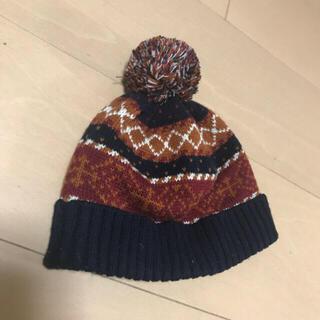 ムジルシリョウヒン(MUJI (無印良品))の無印 ニット帽(帽子)