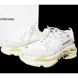 Balenciaga - Balenciaga バレンシアガ Triple-S トリプルエス ホワイト
