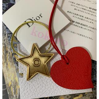 Dior - ディオール ヘアゴム チャーム セット 非売品 ノベルティ 新品 アクセサリー