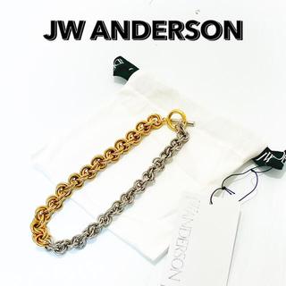 J.W.ANDERSON - JW ANDERSON バイカラーチョーカー ネックレス ユニセックス