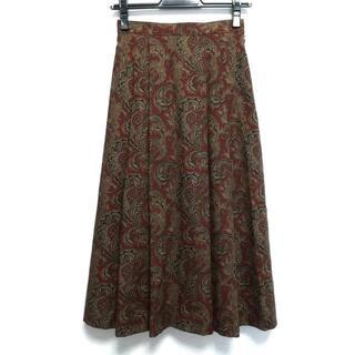 バーバリー(BURBERRY)のバーバリーズ ロングスカート サイズ5 XS -(ロングスカート)