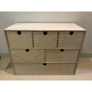 IKEA - 机上棚(MOPPE)