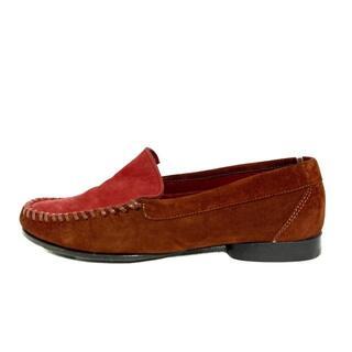 サルヴァトーレフェラガモ(Salvatore Ferragamo)のサルバトーレフェラガモ ローファー 7D -(ローファー/革靴)