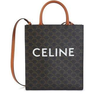 celine - ★CELINE★トリオンフ キャンバス*トートバッグ*TAN