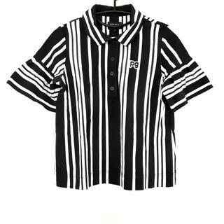 パーリーゲイツ(PEARLY GATES)のパーリーゲイツ 半袖ポロシャツ サイズ0 XS(ポロシャツ)