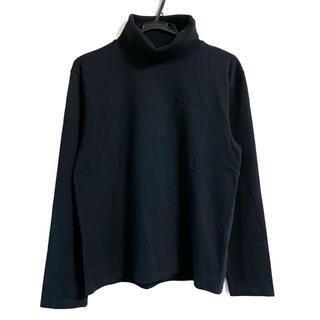 メゾンキツネ(MAISON KITSUNE')のメゾンキツネ 長袖カットソー サイズS美品 (カットソー(長袖/七分))