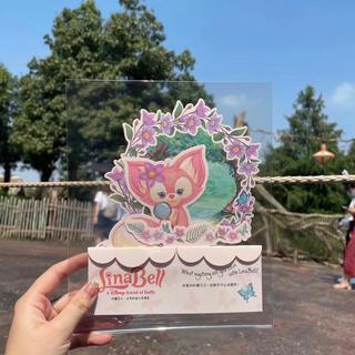Disney - リーナベルのウェルカムカード