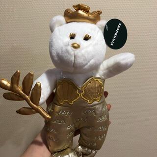 Starbucks Coffee - 中国限定 スターバックス サイレン ベアリスタ  マーメイド ゴールド