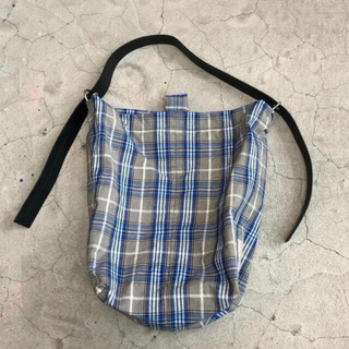 Jil Sander - OAMC logo patch oversized tote bag check