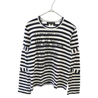 コムデギャルソン(COMME des GARCONS)のCOMME des GARCONS コムデギャルソン 長袖Tシャツ(Tシャツ(長袖/七分))