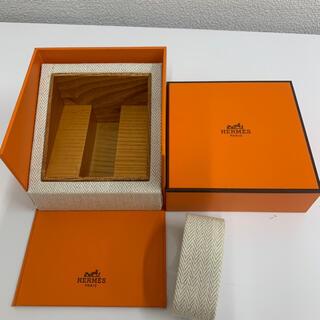 エルメス(Hermes)のHERMES エルメス 空箱 時計 梱包材 プレゼント(ラッピング/包装)