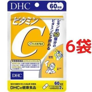 DHC - 【360日分】DHC ビタミンC ハードカプセル 60日分(120粒)×6袋