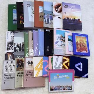 SEVENTEEN - seventeen セブチ アルバム