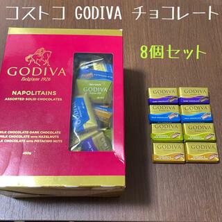 コストコ - コストコ GODIVA ゴディバ ナポリタン 8個