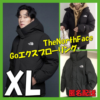 THE NORTH FACE - XL☆GOエクスプローリング ノースフェイス ダウン バルトロ  ビレイヤー