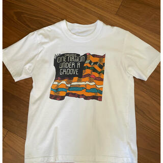 sacai - sacai funkadelic コラボTシャツ 20ss