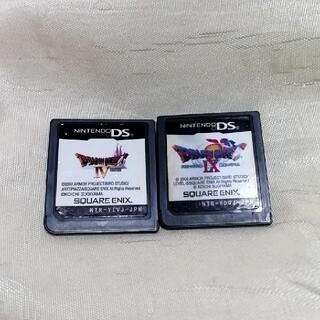 ニンテンドーDS - ドラゴンクエスト4 ドラゴンクエスト9  DS