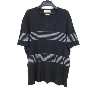 Hermes - エルメス 半袖セーター サイズL メンズ -