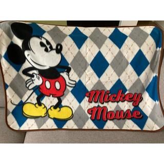ミッキーマウス(ミッキーマウス)のミッキー ブランケット(キャラクターグッズ)