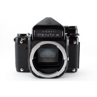 【希少】ASAHI PENTAX 6×7 TTL ペンタックス 67 カメラ