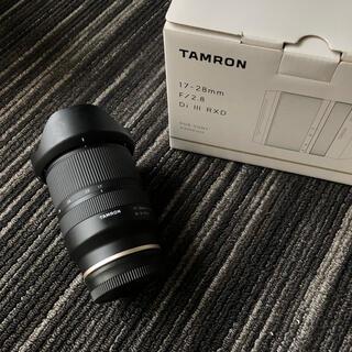 TAMRON - 17-28mm F/2.8 Di III RXD (Model A046)
