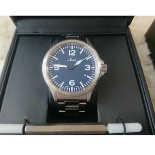 シン(SINN)のSinn ジン 腕時計 856 BLUE (腕時計(アナログ))