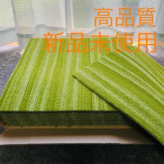 【タイルカーペット】サンゲツ/NT-2855  グリーン DIY  リフォーム(カーペット)