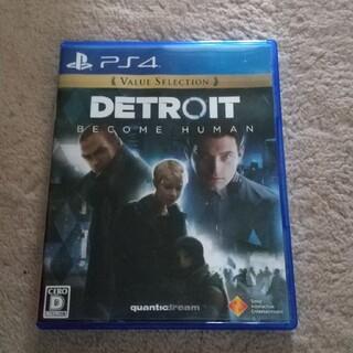 Detroit: Become Human(Value Selection) P