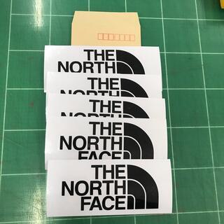 THE NORTH FACE ノースフェイス カッティングシール