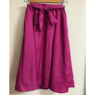 ViS - vis ピンクスカート