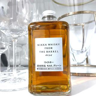 ニッカウイスキー(ニッカウヰスキー)のフロムザバレル ニッカウィスキー 1本(ウイスキー)