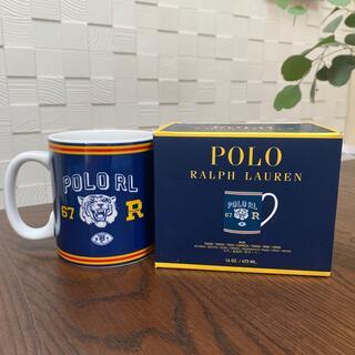 ポロラルフローレン(POLO RALPH LAUREN)のポロラルフローレン タイガー マグカップ(食器)