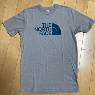 THE NORTH FACE - ノースフェイス SLIM FIT Tシャツ Mサイズグレー