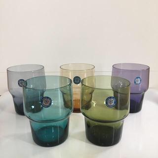 東洋佐々木ガラス - 昭和レトロ グラスセット