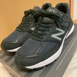 New Balance - ニューバランス990v5 グリーン M990DC5