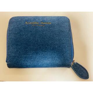 サマンサタバサプチチョイス(Samantha Thavasa Petit Choice)のサマンサタバサ プチチョイス 二つ折り財布(財布)