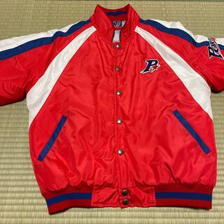 MIZUNO - ベースボールスクールポルテ ポルテ 美品 JL グランドコート ジャンバー 着