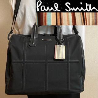 Paul Smith - 高機能 !大容量!ポールスミス ACE社製 2WAYブリーフケース定価4.8万円