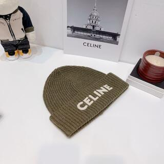celine - 大人気  Celine ニット帽 ww4