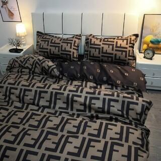 かわいい ベッド シーン カバー コットン タイプ